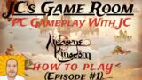 AIRBORNE KINGDOM, (Episode #1), (HOW TO PLAY), (NEW RELEASE)