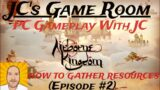AIRBORNE KINGDOM, (Episode #2), (HOW TO GATHER RESOURCES), #airbornekingdom, #JCsGameRoom, #letsplay